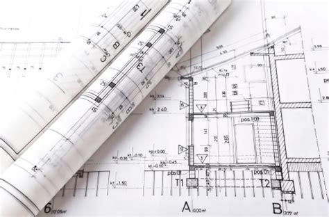 Construction Blueprint rolls